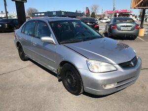 Acura EL PREMIUM-CUIR-TOIT 2001
