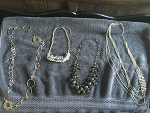 Stella and dot jewelry and costume jewelry