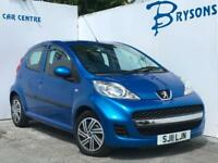 2011 11 Peugeot 107 1.0 2-Tronic Urban Automatic for sale in AYRSHIRE