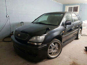 1998 Toyota Other harrier SUV, Crossover