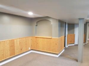 one bedroom suite for rent.