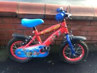 Paw Patrol first bike IMMACULATE CONDITION