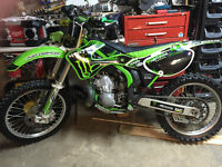 Kx 250 trade for banshee or 450 quad