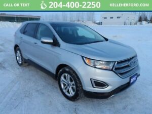 2017 Ford Edge SELAWD Leather Roof Nav