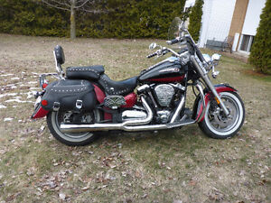 Yamaha Road Star 2004 -aubaine-