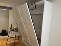 GTA WALL BED COSTCO MURPHY BED IKEA KITCHEN INSTALLER SERVICES