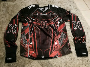 Paintball HK (S) Jersey--- almost new