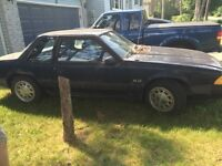 '88 Ford Mustang 5.0L