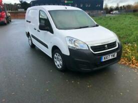 Peugeot Partner 1.6BlueHDi Crew Van L2