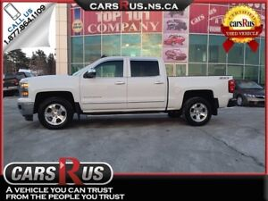 2015 Chevrolet Silverado 1500 LTZ 4x4 Leather Heated and Cooled