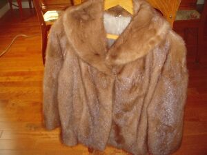MINK JACKET - in Tillsonburg