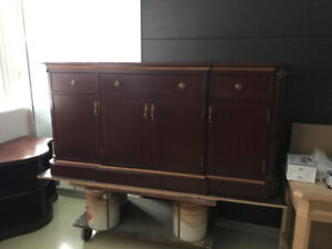 Buffet / Credenza Traditional - heirloom quality NEW