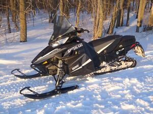 2013 ARCTIC CAT F1100 TURBO LXR Stratford Kitchener Area image 1