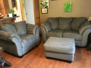 Love seat and chairs separate or as a package