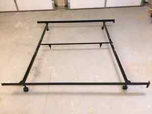 TV STAND AND MATTRESS FRAME FOR SALE