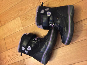 THINSULATE girls boots
