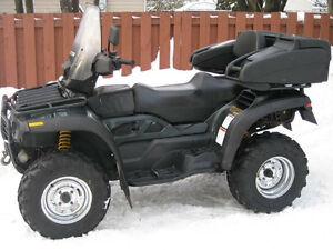 Traxter 650 max 2005