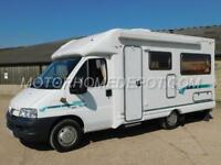 AUTOCRUISE PIONEER MAGELLAN, 2002, 2 Berth, U-Shaped Rear Lounge, 2.0 Diesel