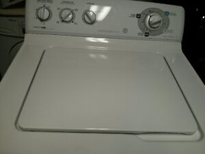 Ge top loading washer, comercial quality, xlarge capacity