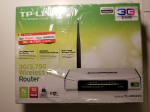 TP-LINK Wireless/3G Router