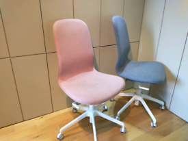 IKEA Langfjall Office Chair Pink