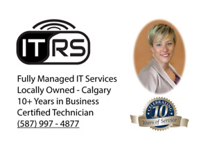 Business IT Services - Cert. Help Desk Support - IT Real Simple!