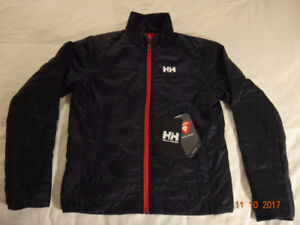 Brand New Helly Hansen Jacket (size small for men)
