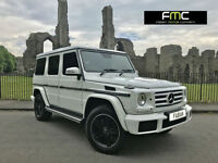 2016 Mercedes-Benz G350 3.0d 4X4 Auto G Wagon **Top Spec** G Wagen