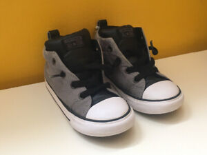 ffd895cb67b2 Little boys Converse All Star shoes