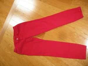 Michael Kors Red Jeans Size 8P West Island Greater Montréal image 4