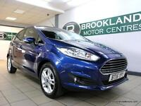 Ford Fiesta 1.0T ECOBOOST S/S ZETEC 100PS [SERVICE HISTORY, 0 ROAD TAX and MANUF