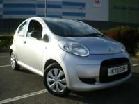 Citroen C1 1.0i 68 VT 5dr * 3 month warranty * 12 MONTHS MOT ON SALE *