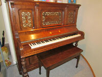 Mason & Risch upright piano for sale