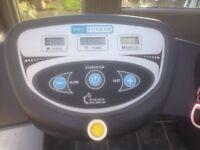 Pro fitness motorised treadmill
