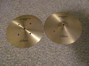 """14"""" Zildjian Hi Hats"""
