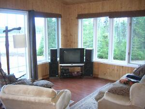 chalet à vendre (seul sur le lac) mont-valin Saguenay Saguenay-Lac-Saint-Jean image 8