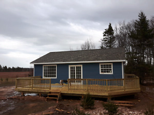 Cottage to be moved.