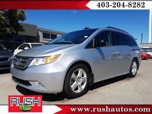 "2012 Honda Odyssey Touring  ""REDUCED"" - Navigation - Sunroof"