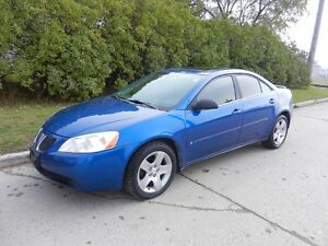2007 Pontiac G6 only 102,000 kms Loaded @1041 Marion st