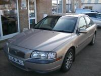 2002(51) VOLVO S80 S, 2.4 20V PETROL, PX TO CLEAR