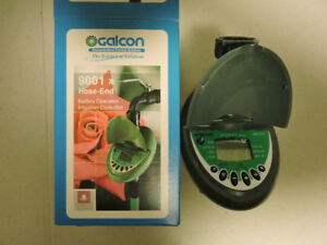 Galcon 9001D Hose End Tap Timer with Programmable LCD Display
