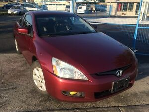 Lease to own in 2 years for $248+hst 2003 Honda Accord