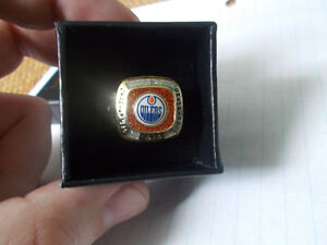 9 Molson Canadian NHL Rings All With Boxes, Wave 1, List Inside!