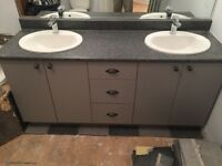 "69"" Bathroom Vanity"