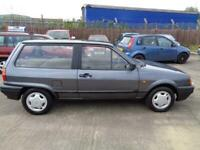 1992 Volkswagen Polo 1.0 CL 3dr