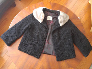 Vintage (1960's) Lamb Fur jacket