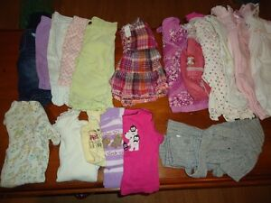 Girl clothes 0-3 months