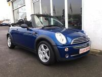2008 MINI Convertible 1.6 One 2dr