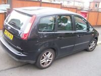 C-MAX yes! 06 Ford Focus C-Max, clean Car, LOW MILEAGE 90k- 13 months TEST -£695