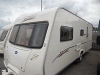 BAILEY SENATOR SERIES 5 ARAZONA 4 BERTH